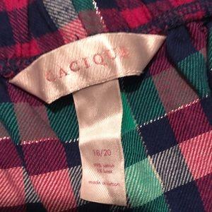 Cacique Intimates & Sleepwear - Cacique women's sz 18/20 pajama pants nwot
